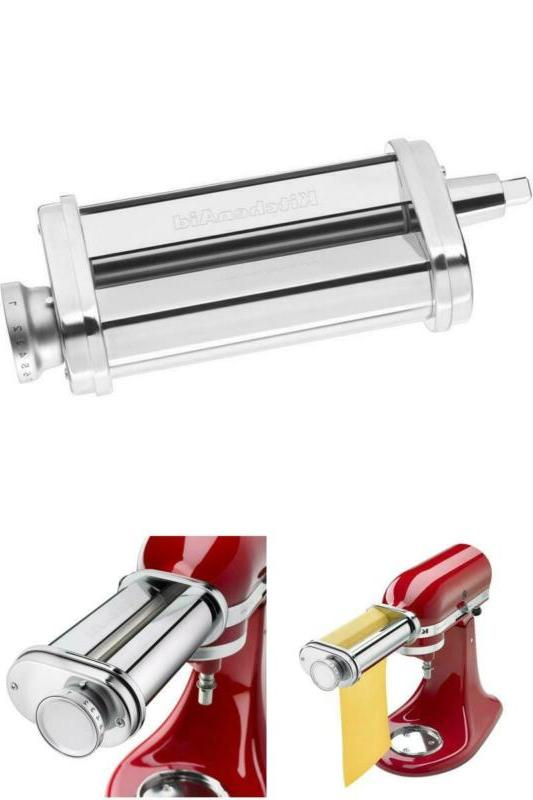 stand mixer pasta roller attachment thick pappardelle
