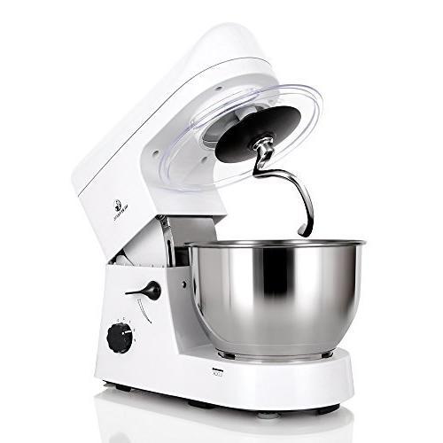 MURENKING 650W Kitchen Food Mixer with Accessories