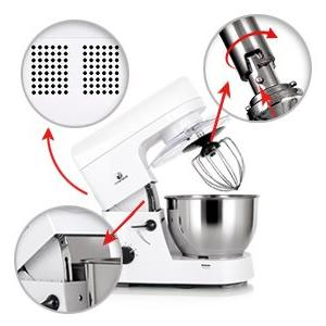 650W Kitchen Electric Mixer with Accessories