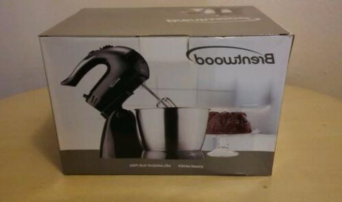 stand mixer stainless steel bowl 2 sets
