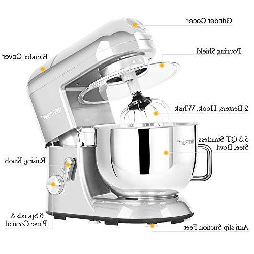 CHEFTRONIC Mixers Mixers Electric Mixer for Handle