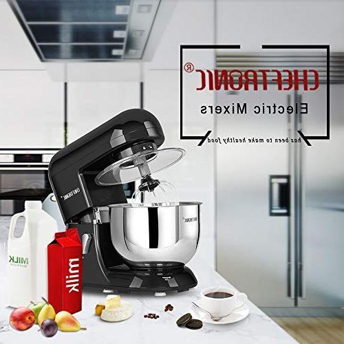 CHEFTRONIC SM-986 6 Speed Kitchen Mixer