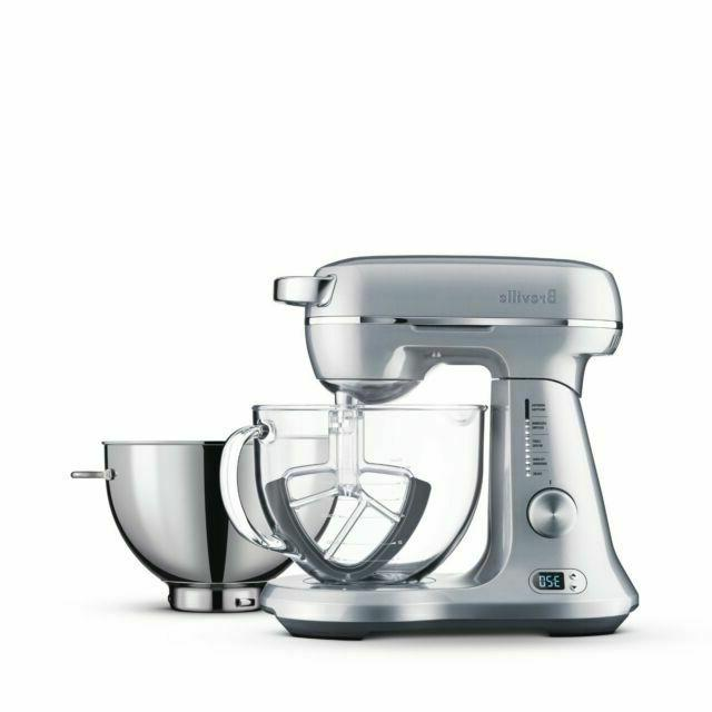 the bakery boss 1200w stand mixer brushed