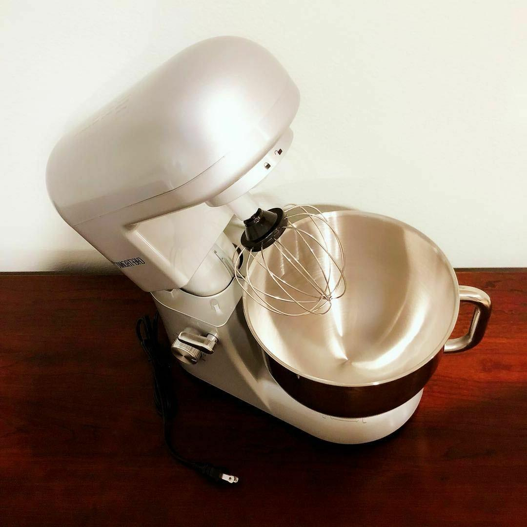 CHEFTRONIC Electric Kitchen Silver