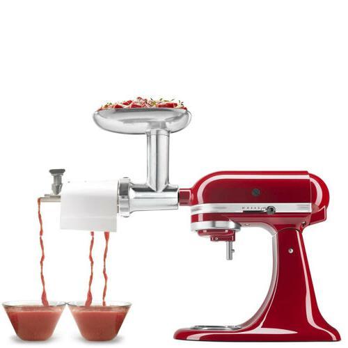 Tomato Juicer KitchenAid Aid Mixer Accessory