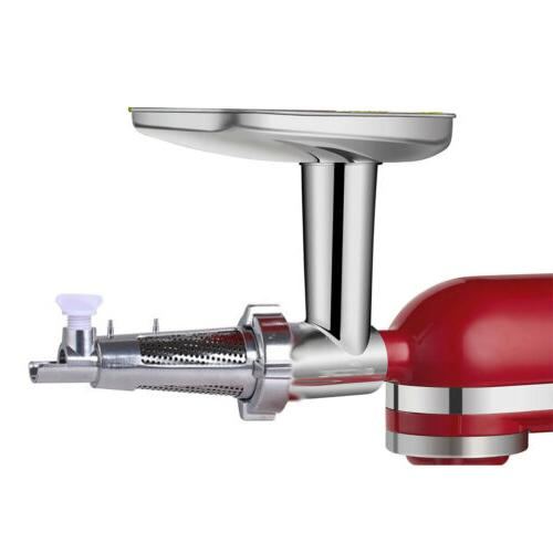 Tomato Juicer Attachment KitchenAid Aid Mixer