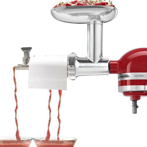 Tomato Attachment KitchenAid Kitchen Aid Stand Mixer