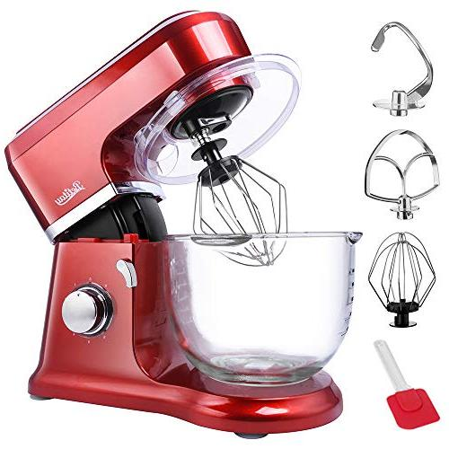 upgraded electric stand mixer wth