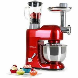 Lucia Rossa Multifunction Stand Mixer Kitchen Machine 650 Wa
