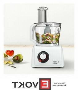 Bosch MC812W501 stand mixer/ food processor cooking 3.9 lite