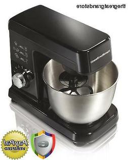 Modern Machine Stand Mixer with Bowls for Bakery Cake Bread