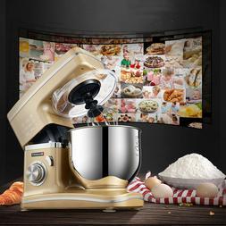Multifunction Automatic Stand Mixer Machine Mixing Bowl Kitc