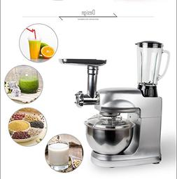 Pevor Multifunctional Stand mixer 5L Food mixer 1000W Home D