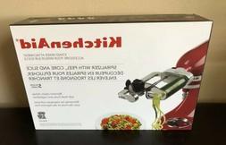 new 2019 100 spiralizer stand mixer attachment