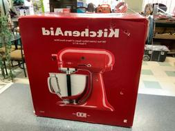 New KitchenAid 5 Qt 325w Stand Mixer 100 Year Limited Editio