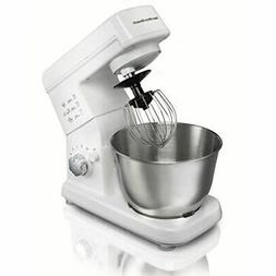 New Hamilton Beach 6 Speed 3.5-Quart Orbital Stand Mixer, 63
