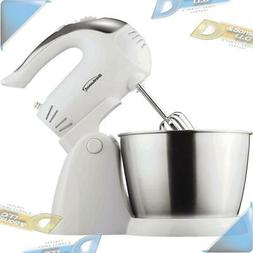 NEW Brentwood Appliances 5-Speed + Turbo Electric Stand Mixe