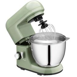 New Electric Food Stand Mixer 4.3Qt 550W Tilt-Head Stainless