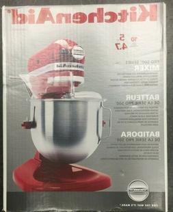NEW KitchenAid Heavy Duty PRO 500 Stand Mixer Lift ksm500 Me
