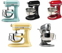 New KitchenAid KGH25HOX Professional 5-Quart Stand Mixer 6 c