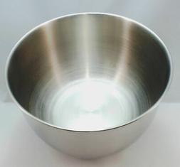 113497-039-000, Stand Mixer Stainless Steel Bowl, 2.2 Quart