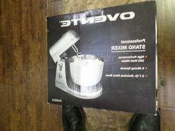 Ovente 3.7 Qt 6-Speed Metallic Professional Stand Mixer 300