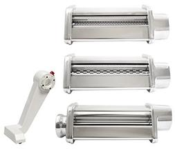 Pasta Roller and cutter for Spaghetti and Fettuccine for Bos