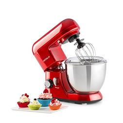 KLARSTEIN Pico • Tilt-Head Stand Mixer • Dough Hook, Fla