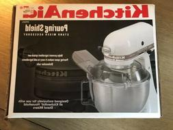 KitchenAid Pouring Shield Stand Mixer Accessory Model KPS2CL