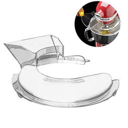Ansblue Pouring Shield,Compatible with Kitchenaid 4-1/2 and