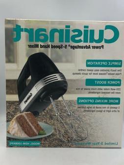 Cuisinart Power Advantage 5 Speed Hand Mixer