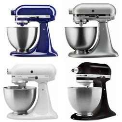 KitchenAid Classic Series 4.5 Quart Tilt-Head Stand Mixer Gr