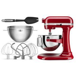 KitchenAid Professional 5 Plus Bowl-Lift Stand Mixer with Bo