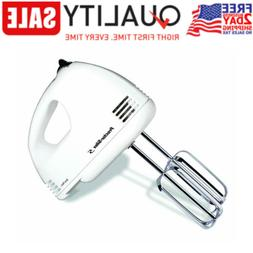 Professional Heavy Duty Hand Held Electric Mixer 5 Speed Sti