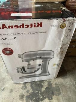 KitchenAid Professional Pro 5 PLUS Series 5Qt Stand Mixer Si