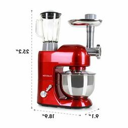 Professional Stand Kitchen Mixer Machine with Meat Grinder B