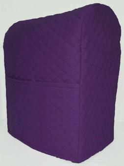 Purple Quilted Cover Compatible with Kitchenaid TILT HEAD St