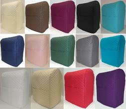 Quilted Cover Compatible with Kitchenaid Stand Mixer with Po