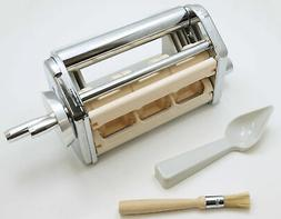 ravioli maker attachment for kitchenaid stand mixer