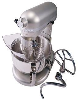 Kitchenaid Professional 600 Stand Mixer 6 quart, Nickel Pear