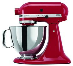 KitchenAid RRK150ER  5 Qt. Artisan Series - Empire Red