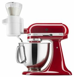 KitchenAid Sifter + Scale Stand Mixer Attachment Baking Tool