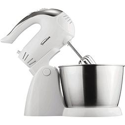 1 - 5-Speed Stand Mixer with Bowl, 200W , Power head detache