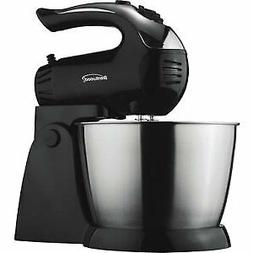 Brentwood SM-1153 5-Speed + Turbo Stand Mixer, Black