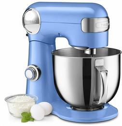 Cuisinart SM-50BL Stand Mixer, Blue