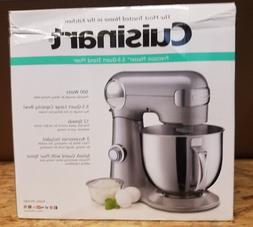 Cuisinart SM-50BC Stand Mixer Brushed Chrome 500 Watt 5.5 Qu