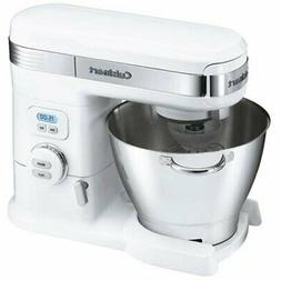 Cuisinart SM-55BC 5-1/2-Quart 12-Speed Stand Mixer, Brushed