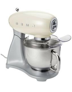 Smeg SMF01CRUS Stand Mixer, Creme