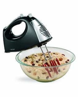 Hamilton Beach® SoftScrape™ 6-Speed Hand Mixer wit
