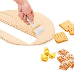Pulison Square Cookie Biscuit Cutter PP Material Pastry Donu